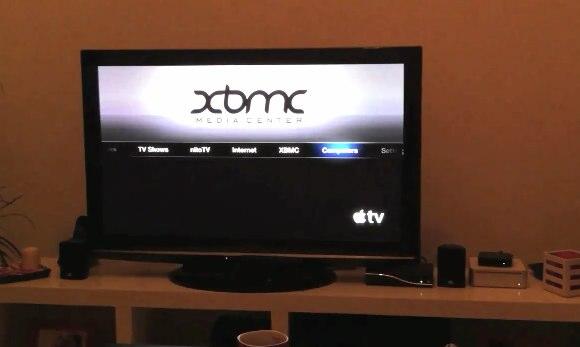 Cómo habilitar el audio DTS y AC3 en el Apple TV2 - xbmc_apple_tv