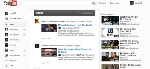 Como activar la nueva interfaz de Youtube en Chrome - Activar-nueva-interfaz-youtube-3