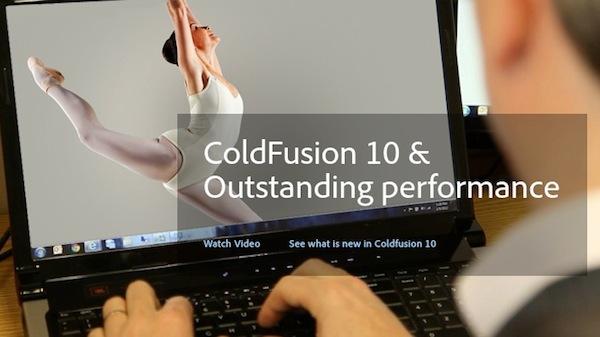 Adobe Cold Fusion 10 Adobe presenta al mercado ColdFusion 10