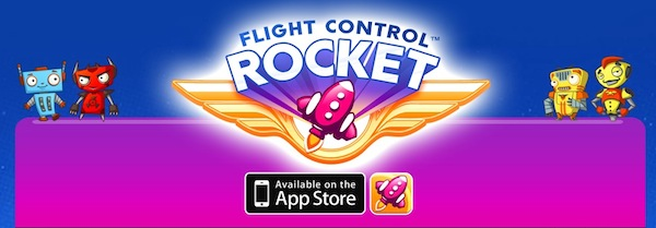 Flight Control Rocket gratis por tiempo limitado - Flight-control-rocket