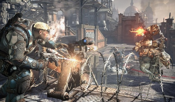 Gears of war judgment Video del Gameplay de Gears of War: Judgment es publicado por Microsoft