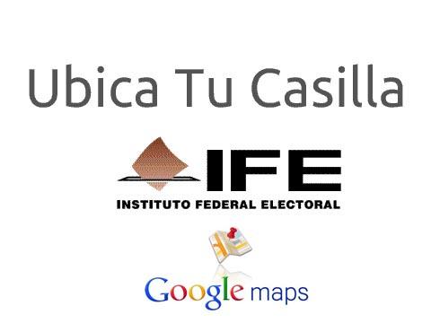 IFE Google Elecciones 2012 Google y el IFE colaboran en las Elecciones mexicanas 2012