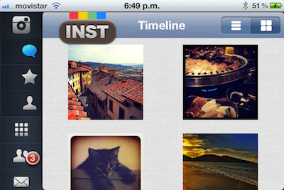 MyPad+; una buena alternativa para Facebook, Twitter e Intagram en tu iPhone - IMG_2404