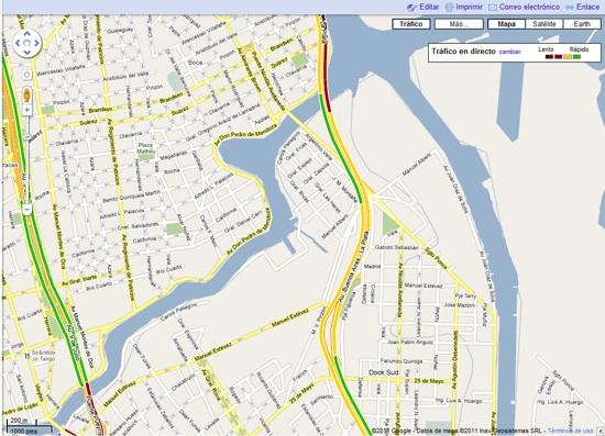 Informacion transito google Google anuncia Google Maps con información de tránsito en tiempo real para México, Perú y otros países