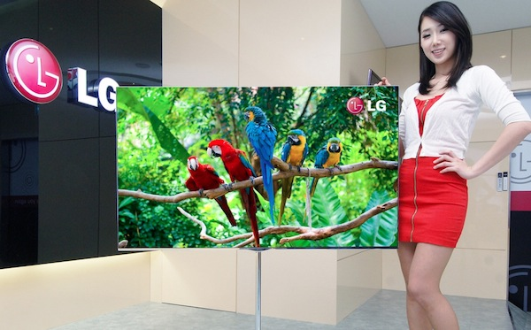 LG pantallas oled LG presenta la tecnología OLED de sus nuevas TV