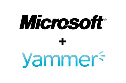 Microsoft compra Yammer por $1,200 millones de dólares - Microsoft-compra-yammer
