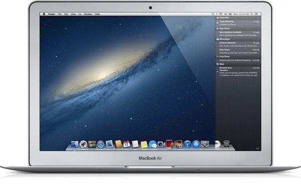 Lista de Macs compatibles con OS X Mountain Lion