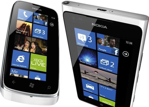 Nokia Lumia 900 y 610 llegarán a México pronto