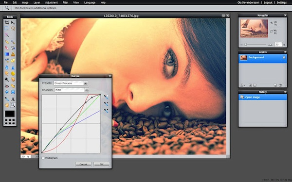 Pixl Editor, el genial editor de fotos online llega a Google Chrome en forma de extensión - Pixlr-editor-chrome