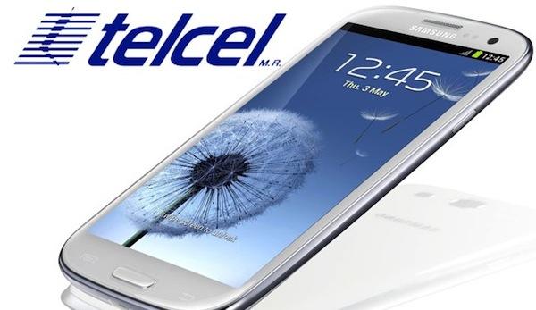 Precios del Samsung Galaxy SIII son publicados por Telcel