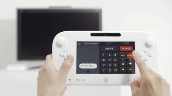 Nintendo anuncia un nuevo control de Wii U con un nuevo diseño - Wii-u-game-pad