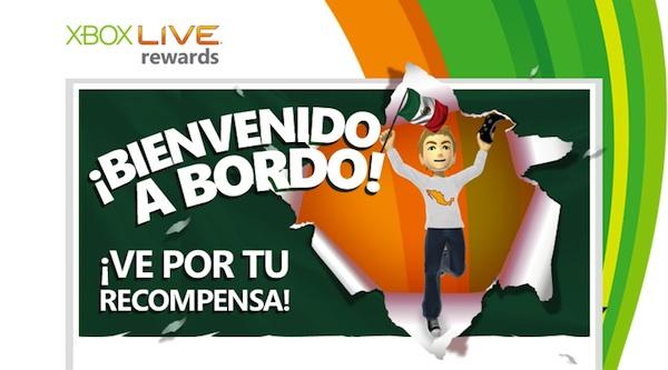 Xbox live rewards Microsoft premiará a los usuarios que desbloqueen los logros de los juegos