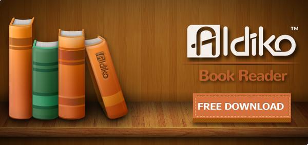 Apps para leer libros en tu smartphone - aldiko-libros-android