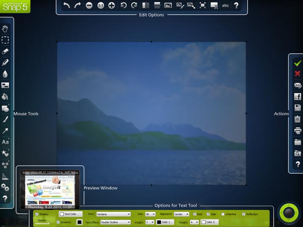 Ashampoo Snap 5, una de las mejores herramientas para capturar pantalla en Windows - ashampoo