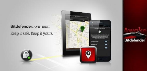 bitdefender anti theft 590x288 Bitdefender lanza Anti Theft para proteger a usuarios del robo de sus dispositivos Android