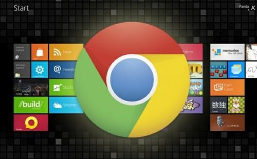 Chrome ya tiene una versión preliminar para Windows 8 y Metro - chrome-metro