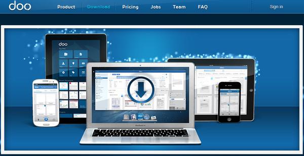 Mantén tus documentos organizados con Doo.net - doo.net_