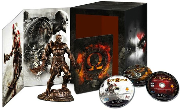 Precio de God of War: Omega Collection es revelado por Sony
