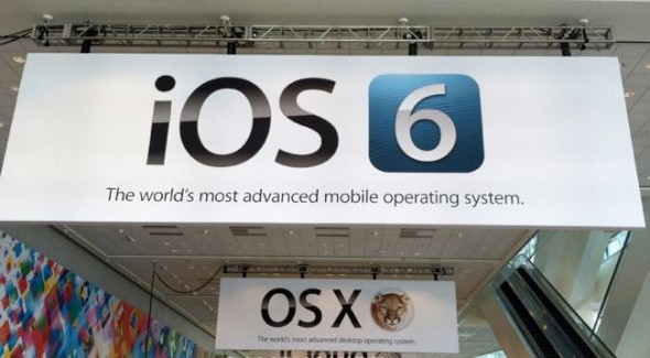Apple presenta iOS 6 en la WWDC 2012 - ios-6-wwdc2012-590x325