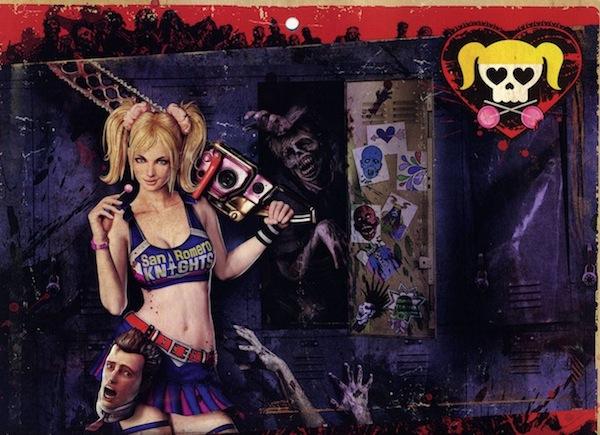 Tráiler de lanzamiento de Lollipop Chainsaw un juego con chicas, zombies y mucha acción