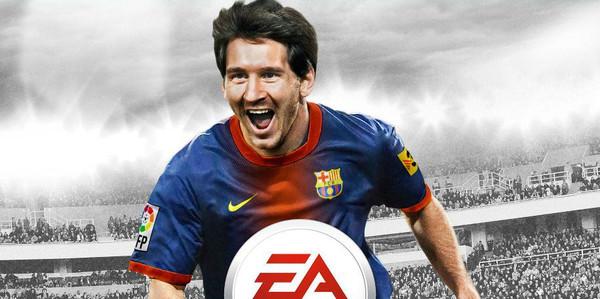 Lionel Messi será portada de FIFA 13 - messi-fifa-13