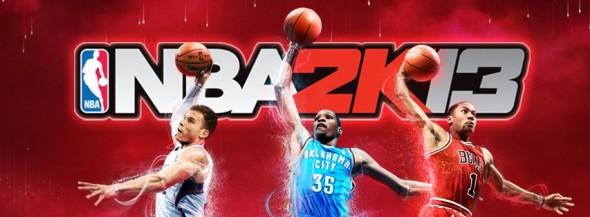 2K Sports presenta la portada de NBA 2K13 con 3 estrellas de la NBA - nba-2k13-590x217