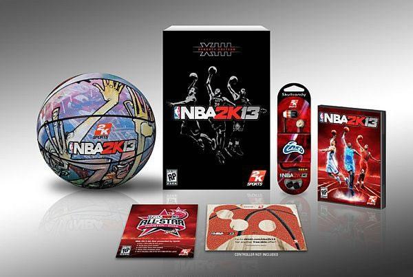 nba 2k131 2K Sports anuncia la Edición Dinastía de NBA 2K13
