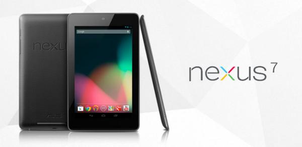 Google presenta su tablet Nexus 7 durante el Google I/O 2012 - nexus_7