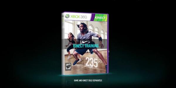 nike kinect training Nike+ Kinect Training nos muestra lo mejor de ambas tecnologías unidas en un videojuego