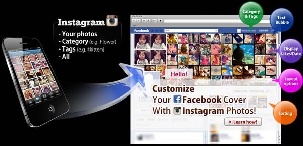 portada facebook instagram Crea tu portada de Facebook con fotos de Instagram, InstaCover