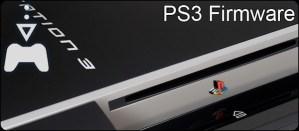 PlayStation 3 se actualizará el día de mañana a la versión v4.20