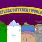 Trash Chaos HD, juego para niños en iPad donde aprenderán a reciclar la basura - trash-chaos-hd-worlds