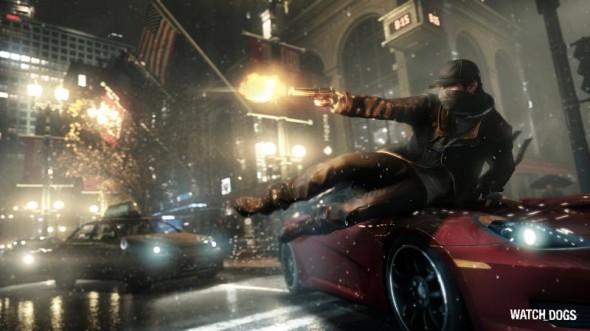 """Ubisoft podría lanzar película de su nuevo juego """"Watch Dogs"""" - watchdogs-590x331"""
