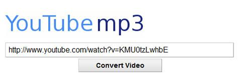 Youtube estaría tratando de cerrar sitios que permiten la descarga en MP3 de sus videos - youtubemp3