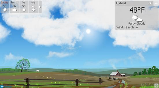 yowindow Consultar el clima desde tu escritorio