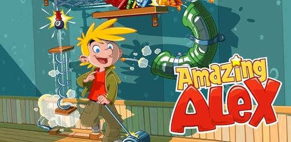 Amazing Alex disponible para iOS y Android - Amazing-Alex
