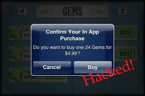 """Las compras """"dentro de la aplicación"""" en la App Store han sido hackeadas - App-store-in-app-purchases-hacked"""