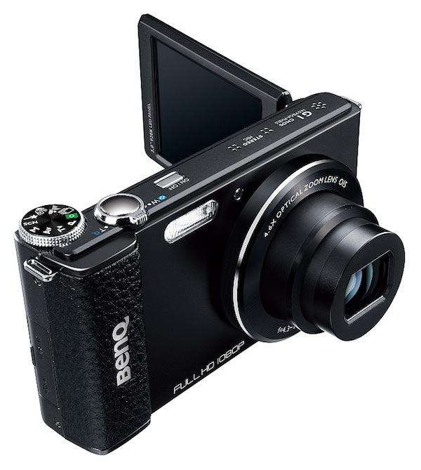 BenQ presenta su nueva cámara G1 con lente f1.8 y pantalla giratoria