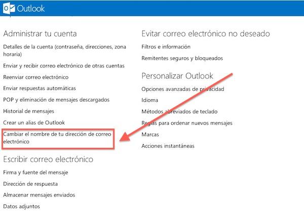 Cómo migrar completamente tu cuenta de Hotmail al nuevo Outlook - Cambiar-cuenta-hotmail-a-outlook