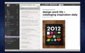 Cappuccino, un genial lector de feeds RSS gratuito para Mac