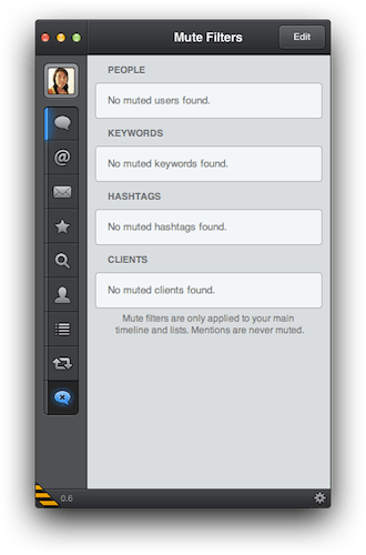 Captura de pantalla 2012 07 11 a las 17.39.51 TweetBot para Mac, la experiencia del mejor cliente de Twitter para iOS ahora en tu Mac [Reseña]