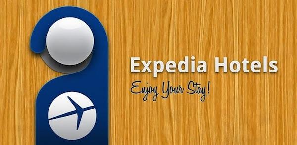 Apps para salir de viaje en iOS y Android - Expedia-hotels