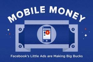 Facebook, el dinero y la publicidad [Infografía]