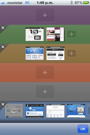 IMG 2556 Sleipnir, otra alternativa de navegador para tu móvil