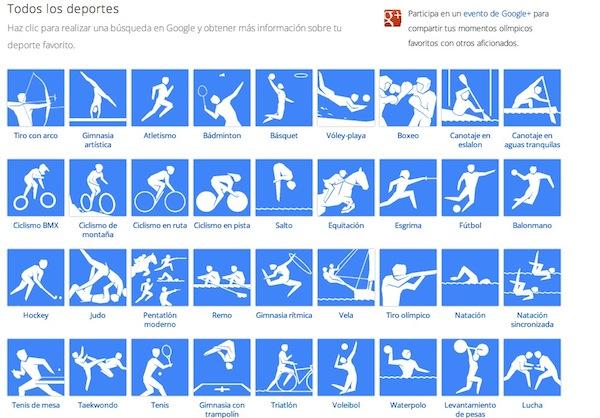 Sigue en directo los Juegos Olímpicos Londres 2012 desde Google - Juegos-Olimpicos-londres-2012-en-directo-google-3