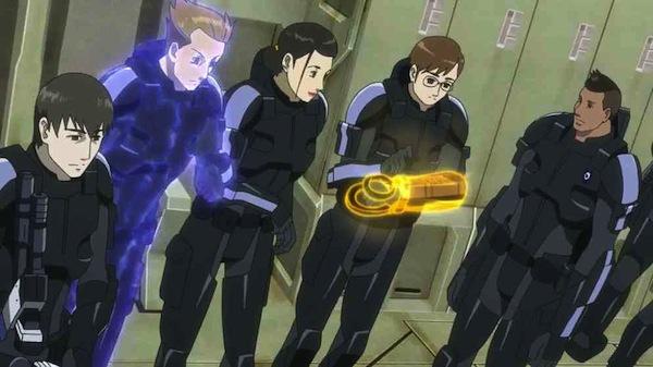 """Primer tráiler de la serie animada """"Mass Effect: Paragon Lost"""" es presentada en el Comic-Con 2012 - Mass-Effect-paragon-lost-trailer"""