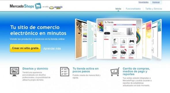 MercadoLibre lanza MercadoShops para crear tiendas electrónicas en minutos - MercadoShops-590x326