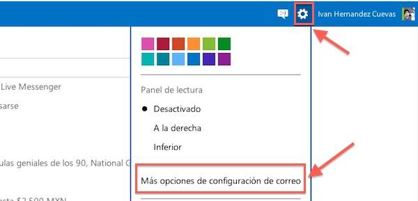 Cómo migrar completamente tu cuenta de Hotmail al nuevo Outlook - Migrar-cuenta-hotmail-a-outlook