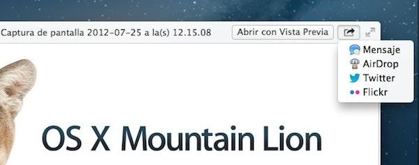OS X 10.8 Mountain Lion, uno de los mejores sistemas operativos de Apple [Reseña] - Mountain-lion-social