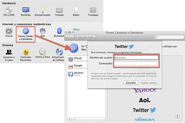 Notificaciones mountain lion 2 Cómo personalizar el Centro de Notificaciones en Mountain Lion